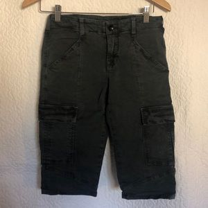 J Brand Cargo Shorts (knee length)